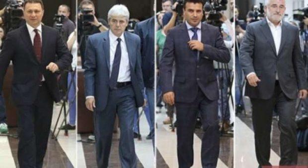 Maqedonia shkon në zgjedhje të parakohshme