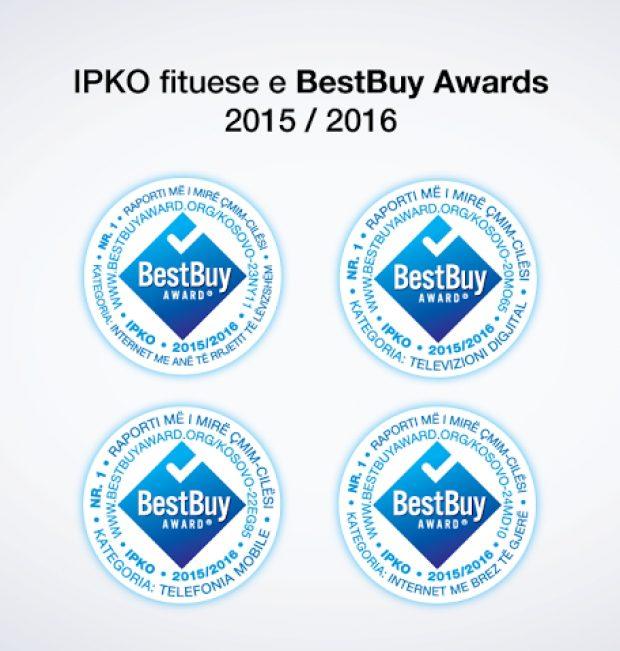 ICERTIAS: IPKO, operatori më i mirë për të gjitha shërbimet