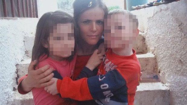E tmerrshme: Shqiptari vret bashkëshorten në sy të fëmijëve