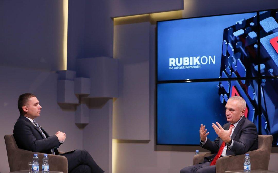 Rubikon – Emisioni ne KTV i udhehequr nga Adriatik Kelmendi – Kohavision