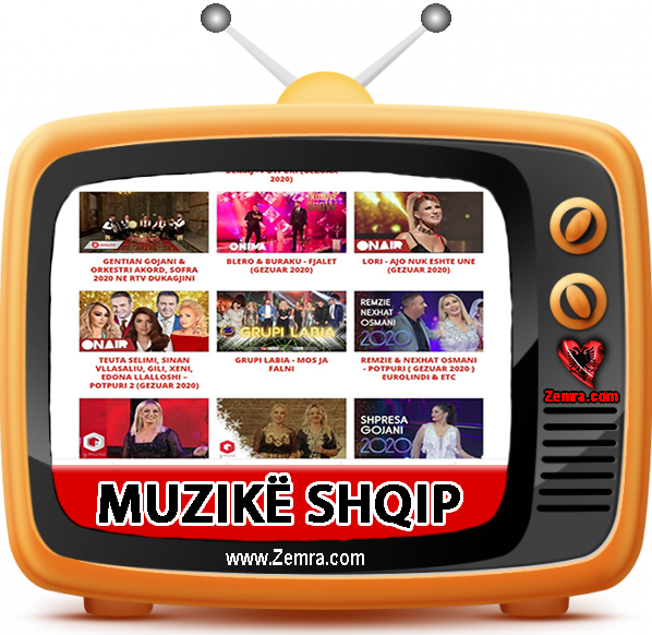 RADIO | ZEMRA-CHAT | TV - KANALE | VIDEO | HUMOR | MUZIK 19