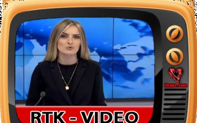 Lajmet e fundit me Video
