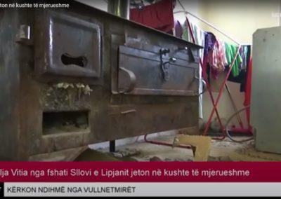 Familja e Agron Vitija nga fshati Sllovi e Lipjanit kërkon ndihmë nga Vullnetmirët 2