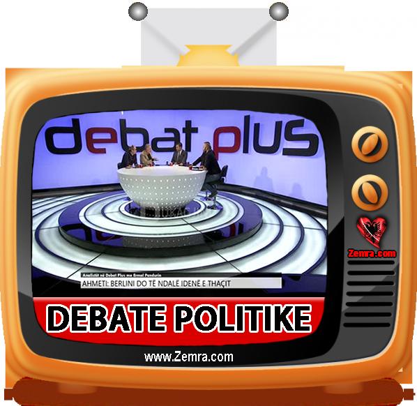 Debate-Politike-Debat-Plus-Presing-Disku