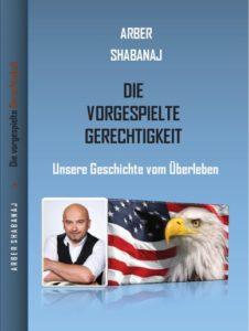 Arber Shabanaj - Shkrimtar-Cover