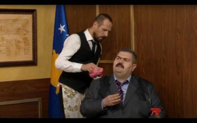 Seriali Shqip – Bufe e Parlamentit